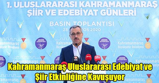Başkan Güngör Kahramanmaraş'a Borcunu Ödemek İçin Yola Çıktı