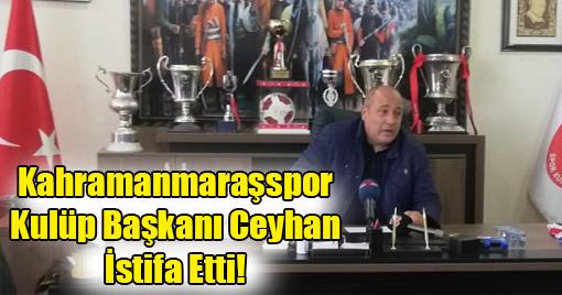 Başkan Ceyhan, herkesten helallik istedi!