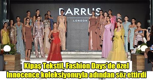 Moda Dünyasında Ses Getiren Defile Kipaş Tekstil'den