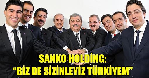 SANKO VE KONUKOĞLU AİLESİ'NDEN 22 MİLYON LİRALIK YARDIM!