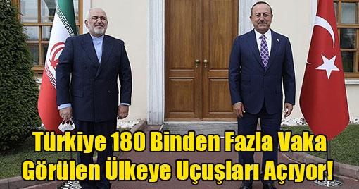 Türkiye 180 Binden Fazla Vaka Görülen Ülkeye Uçuşları Açıyor!