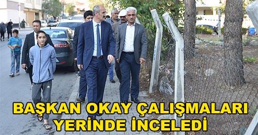 Vatandaş Dile Getirdi, Başkan Okay Talimat Verdi!