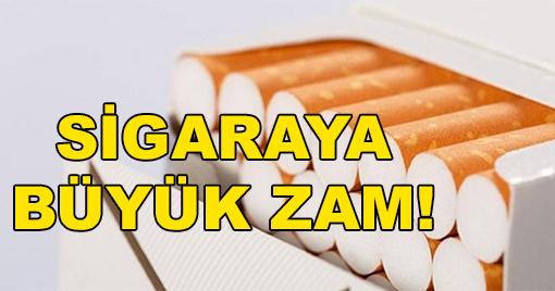 İki Paket Sigara Bir Kilo Ete Eşitlendi! Büyük Zam!