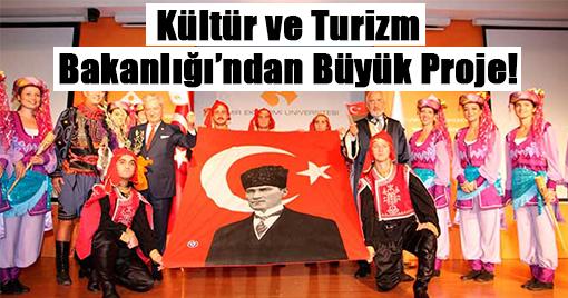 Kültür ve Turizm Bakanlığı'ndan 19 Mayıs Projesi!