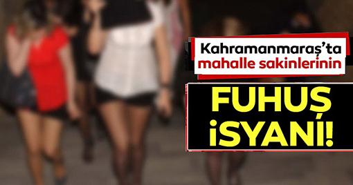 Kahramanmaraş'ta Mahalle Sakinleri İsyan Etti!