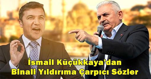 Küçükkaya: Binali Yıldırım'a hakkımı helal etmiyorum!