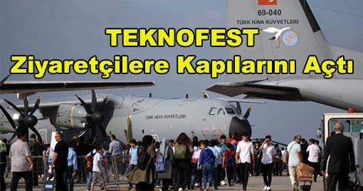 Türkiye'nin en büyük teknoloji etkinliği TEKNOFEST!