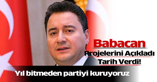Ali Babacan Tarih Verdi!