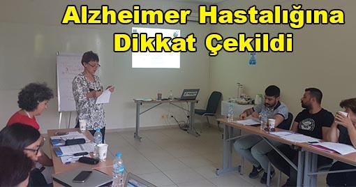 Alzheimer Hastalığına Dikkat Çekildi