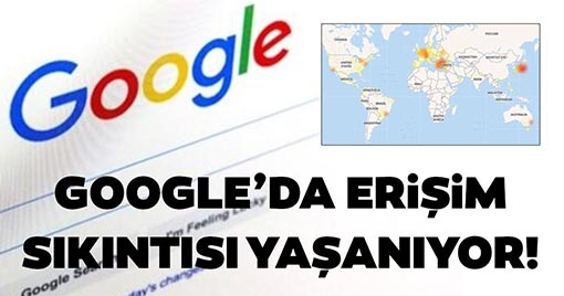 İnternet Servisleri Çöktü!