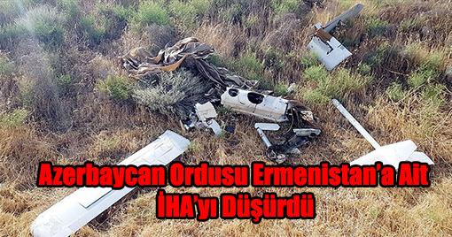Azerbaycan Ordusu Ermeni İhasını Düşürdü