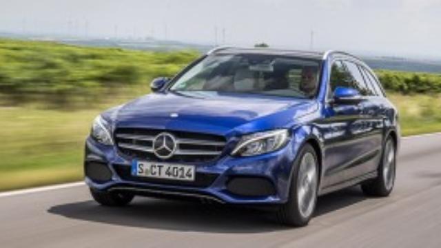 İlk Sürüş: Mercedes-Benz C Sınıfı Estate