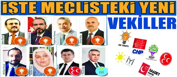 Ankara'ya, 6+1+1 Kahramanmaraş'tan
