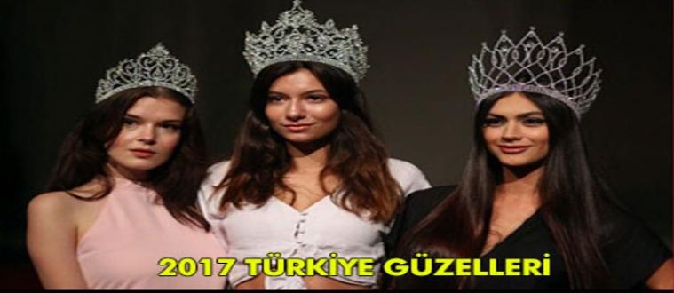 Miss Turkey 2017 değişti: Itır Esen'in tacı Aslı Sümen'e verildi