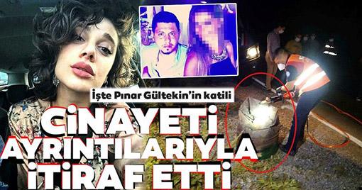 Pınar'ın Katili Yakalanınca Her şeyi Anlattı!