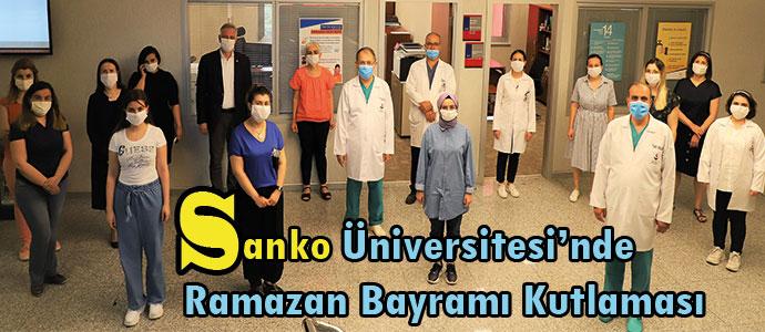 Sanko Üniversitesi'nde Ramazan Bayramı Kutlaması