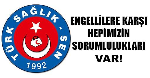 Türk Sağlık-Sen'den 3 Aralık Açıklaması