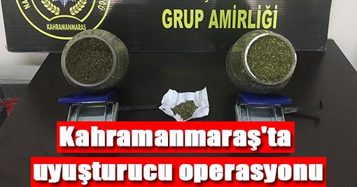 İş Yerine Uyuşturucu Operasyonu
