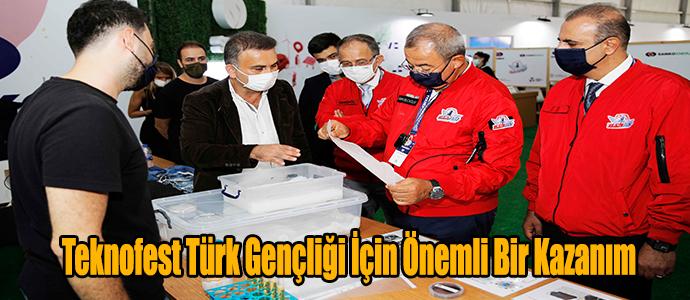 Teknofest Türk Gençliği İçin Önemli Bir Kazanım