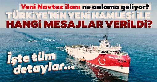 Türkiye'nin Hamlesi Yunanistan'ı Alarm Durumuna Geçirdi!